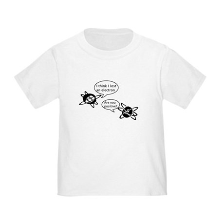 Atoms & Electrons Toddler T-Shirt