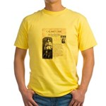 Calimity Jane Yellow T-Shirt