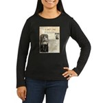 Calimity Jane Women's Long Sleeve Dark T-Shirt