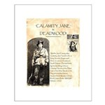 Calimity Jane Small Poster