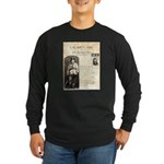 Calimity Jane Long Sleeve Dark T-Shirt