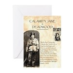 Calimity Jane Greeting Cards (Pk of 20)