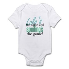 Lolo's the Name! Infant Bodysuit