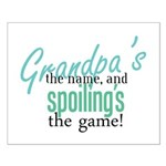 Grandpa's the Name! Small Poster
