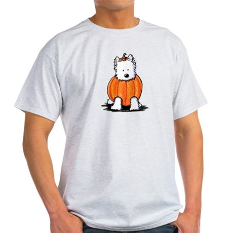 Punkin' Westie Light T-Shirt