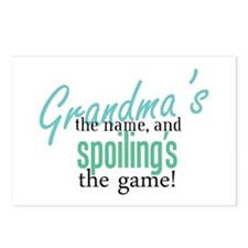 Grandma's the Name! Postcards (Package of 8)