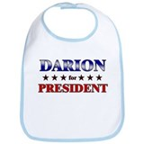 DARION for president Bib