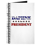 DAPHNE for president Journal
