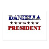 DANIELLA for president Postcards (Package of 8)