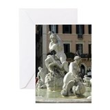 Piazza Navona 1 Greeting Card