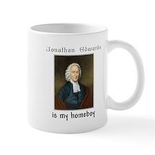 """""""Jonathan Edwards is My Homeboy"""" Mug"""