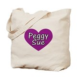 Peggy Sue Tote Bag