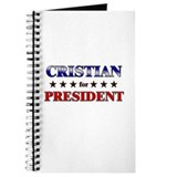 CRISTIAN for president Journal
