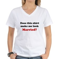 Make Me Look Married Shirt