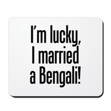 Married a Bengali Mousepad