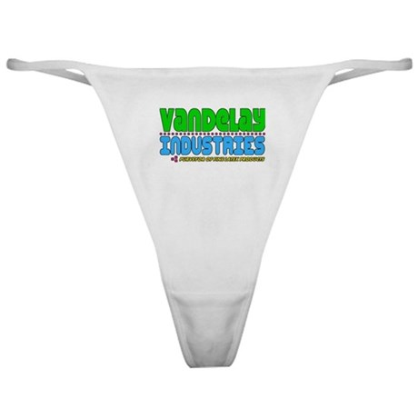 Vandelay Industries Classic Thong