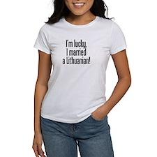 Married a Lithuanian Tee