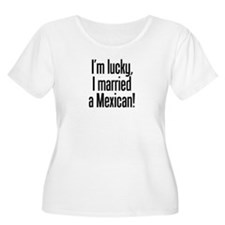 Married a Mexican T-Shirt