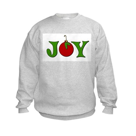 Christmas Joy Kids Sweatshirt