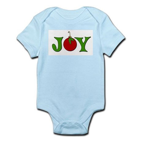 Christmas Joy Infant Bodysuit