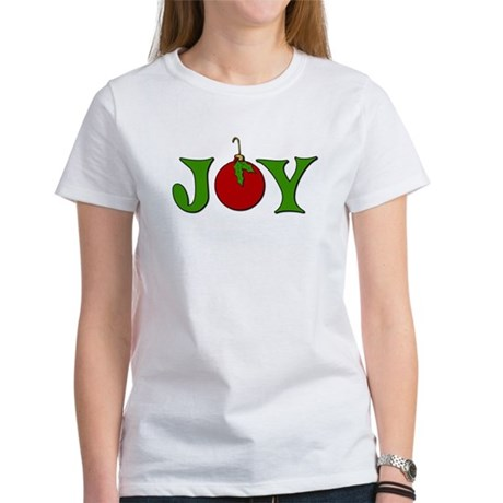 Christmas Joy Women's T-Shirt