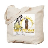 Tank's Tiki Shack Tote Bag