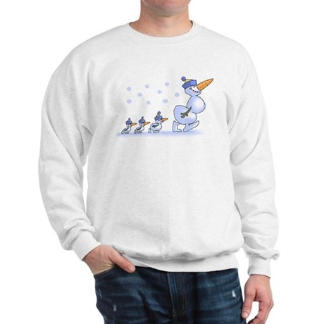 Snowman Family Sweatshirt