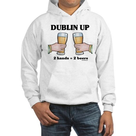 Dublin Up Hooded Sweatshirt