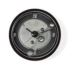 Elite Reel  Wall Clock