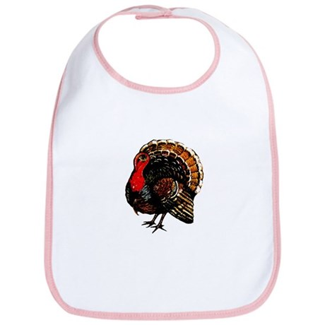 Thanksgiving Turkey Bib