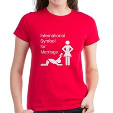 Symbol for Marriage Tee