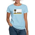 Retro Winner Women's Light T-Shirt