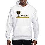 Retro Winner Hooded Sweatshirt