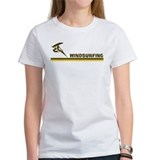 Retro Windsurfing Tee