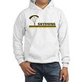 Retro Skydiving Hoodie