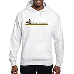 Retro Personal Watercraft Hooded Sweatshirt