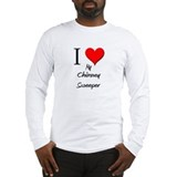 I Love My Chimney Sweeper Long Sleeve T-Shirt