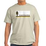 Retro Firefighter Light T-Shirt