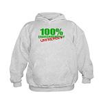 100% Environmentally Unfriend Kids Hoodie