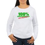 100% Environmentally Unfriend Women's Long Sleeve