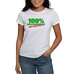 100% Environmentally Unfriend Women's T-Shirt