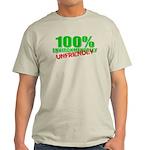 100% Environmentally Unfriend Light T-Shirt
