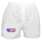 Fear Me! (God) Boxer Shorts