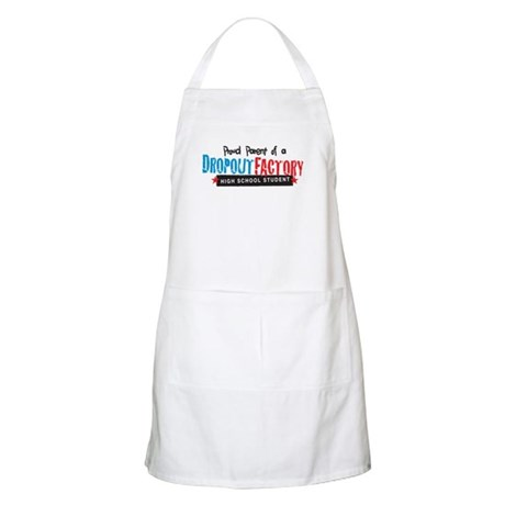 Dropout Factory High School BBQ Apron