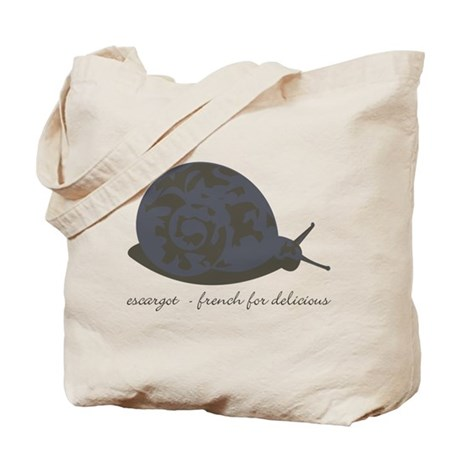 Escargot - Tote Bag
