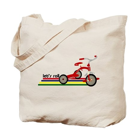 Let's roll - Tote Bag