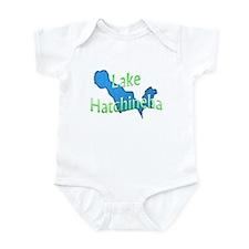 Lake Hatchineha Infant Bodysuit