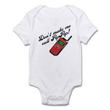 Don't Make Me Call Pop Pop Funny Onesie