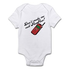 Don't Make Me Call PawPaw Infant Bodysuit