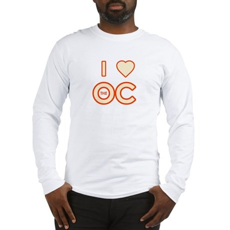 I Love the OC Long Sleeve T-Shirt